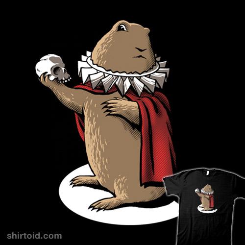 Esquilo Dramático (Dramatic Chipmunk / Dramatic Prairie Dog