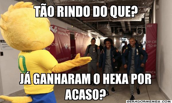 Copa Do Mundo De 2018 Museudememes