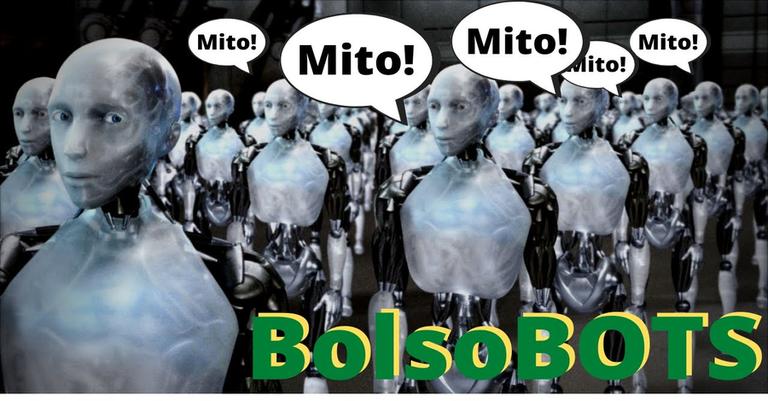 Robôs do Bolsonaro — #MUSEUdeMEMES